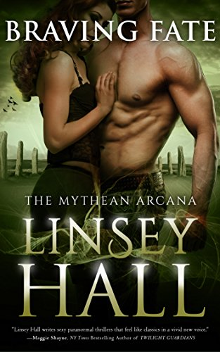A must-read for paranormal romance fans:  75% off for a limited time! Braving Fate (The Mythean Arcana Series Book 1) by Linsey Hall