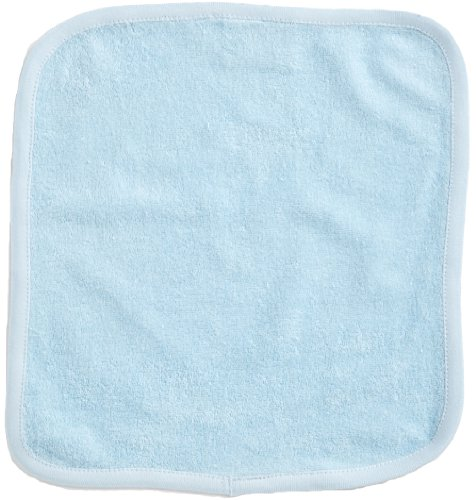 Funkoos Blue Organic Wash Cloth