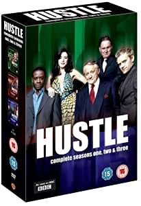 Hustle : Complete BBC Series 1-3 Box Set [DVD]