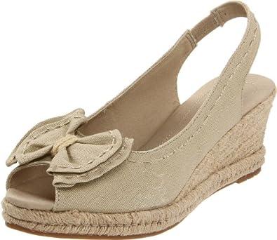 Amazon.com: Naturalizer Women's Bola Espadrille: Sandals: Shoes