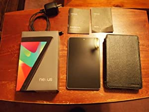 Google Nexus 7'' Tablet From Asus Android 4.1, Jelly Bean (8GB)
