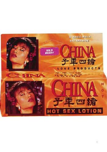 China Hot Sex Lotion Wber