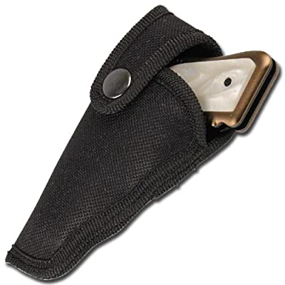 Fully Loaded Pistol Knife Holster Holder Case