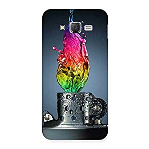 Perfect print back cover for Samsung Galaxy J5