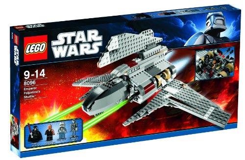 LEGO Star Wars 8096: Emperor Palpatine's Shuttle