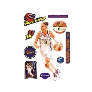 WNBA Phoenix Mercury Diana Taurasi Wall Graphic