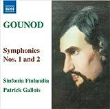 グノー:交響曲第1番, 第2番