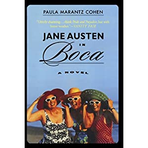 jane austen in boca  a novel