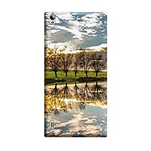 TransMute Premium Printed Back Case Cover With Full protection For Vivo Y15 (Designer Case)