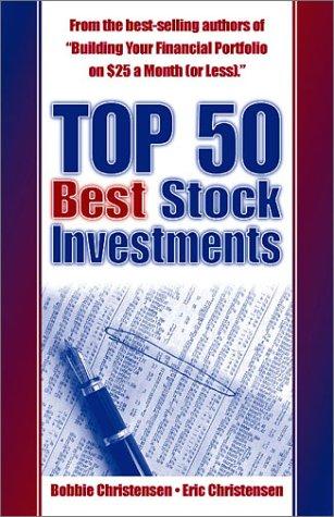 Top 50 Best Stock Investments Bobbie Christinsen