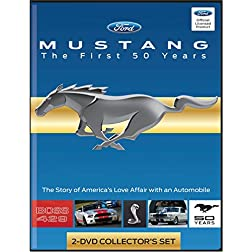 Mustang, The First 50 Years