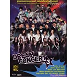 Dream Concert Vol. 3 Korean Korean Music Concert Dvd At World Cup Stadium in Seoul