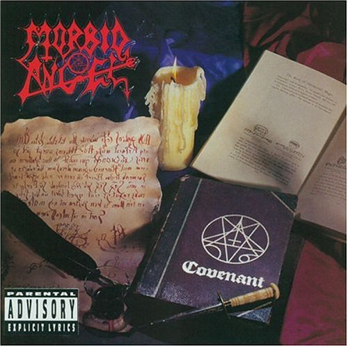 Morbid Angel - Covenant (Remaster) - Zortam Music
