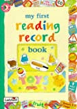 img - for My First Reading Record Book (Read with Ladybird) book / textbook / text book