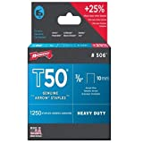 T50 Staples Box 5000 - 3/8in
