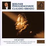 Mozart: 'Posthorn' Serenade, Marches K.335, Nos. 1 & 2 & Divertimento K.251 Nannerl Septet