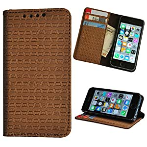 DING DONG PU Leather Flip Cover For Sony Xperia C3