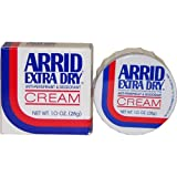 Arrid Extra Dry Anti-Perspirant And Deodorant Cream By , 1 Ounce