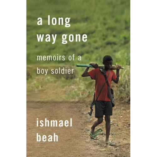 Long Way Gone Essay