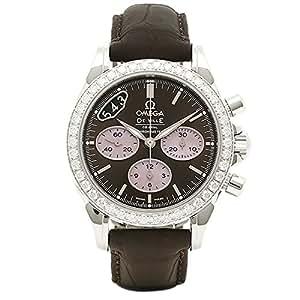(オメガ) OMEGA オメガ 時計 レディース OMEGA 422.18.35.50.13.001 DE VILLE デビル デ・ビル 腕時計 ウォッチ ブラウン/シルバー [並行輸入品]