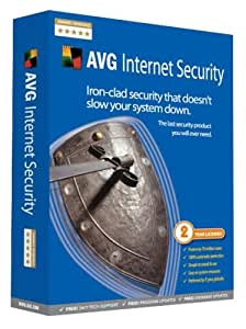 Grisoft AVG Internet Security - 2 Year Subscription [OLD VERSION]