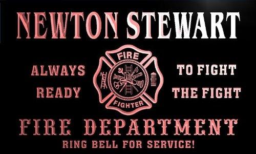 qy7700-r-newton-stewart-fire-dept-fireman-gift-home-decor-neon-light-sign