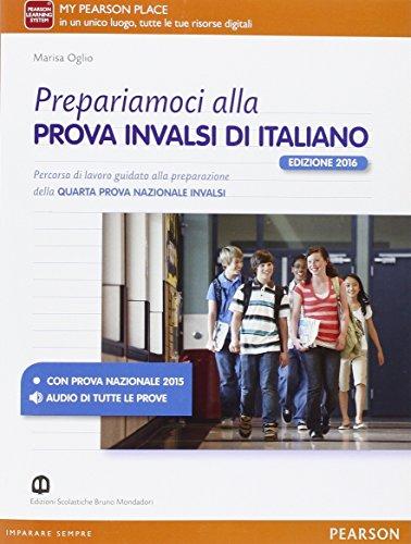 Prepariamoci alla prova INVALSI di italiano. Con espansione online. Per la Scuola media