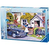 Ravensburger Happy Days at Work No. 2 - The District Nurse, 500pc Jigsaw Puzzle