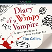 Diary of a Wimpy Vampire | [Tim Collins]
