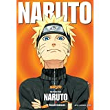 Naruto Illustration Book