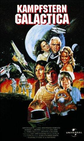 Kampfstern Galactica [VHS]