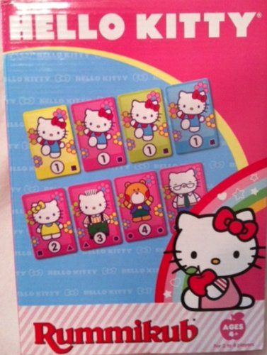 Hello Kitty Rummikub