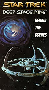 Star Trek - Deep Space Nine: Behind the Scenes [VHS]