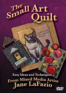The Small Art Quilt