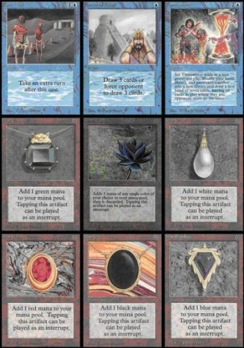 Pic of Trading Cards Magic The Gathering Planeswalker