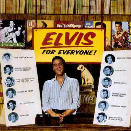Elvis Presley - Elvis for Everyone! - Zortam Music