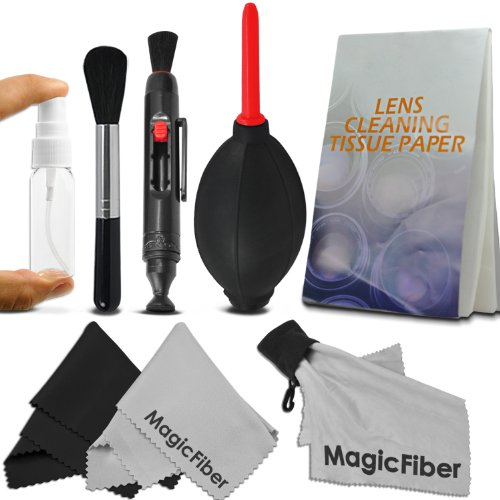 Professional Cleaning Kit for DSLR Cameras (Canon,