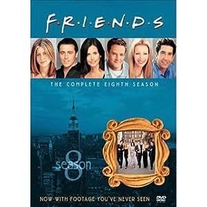 Friends (DVD) (The Complete Eighth Season) [Region code : 3]