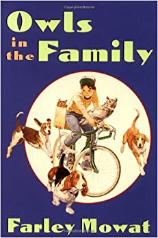 Owls in the Family Paperback by Farley Mowat