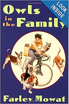 Owls in the Family by Farley Mowat Book Review
