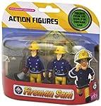Sam Le Pompier - Pack 2 Figurines - S...