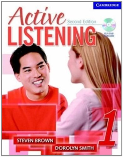 Active Listening 2nd 1 Student's Book with Self-study Audio CD: Level 1 (Active Listening Second Editio)