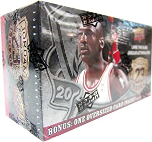 NBA 2009 Michael Jordan Legacy Set Trading Cards - 50 Individual Cards by Upper Deck