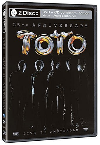 Toto - Live in Amsterdam (DVD + CD Collector's Edition)