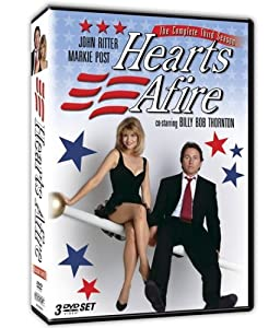 Hearts Afire - The Complete Third Season