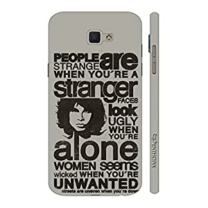 Enthopia Designer Hardshell Case Jim's Mantra Back Cover for Samsung Galaxy On5