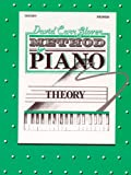 img - for David Carr Glover Method for Piano: Theory, Primer book / textbook / text book