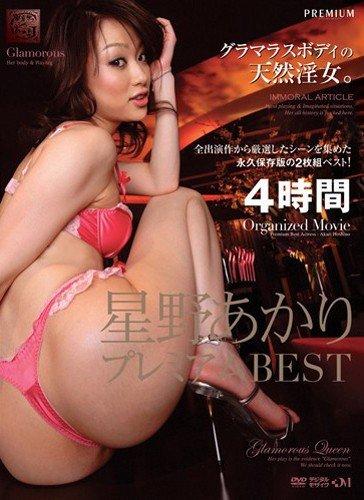 星野あかりプレミアムBEST4時間 プレミアム [DVD]