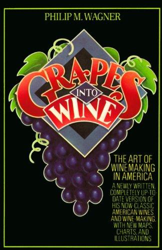 Grapes Into Wine