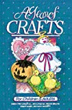 img - for A Year of Crafts For Children & Adults book / textbook / text book